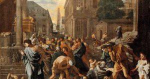 Plagas y pandemias de la Antiguedad